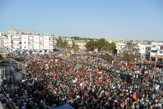 Demonstrations in Al Bayda, Libya