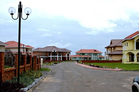 Trasacco Valley: Ghana's most expensive gated residential neighborhood.